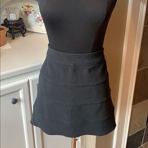 Dresses & Skirts - Black bandage skirt 4 Medium